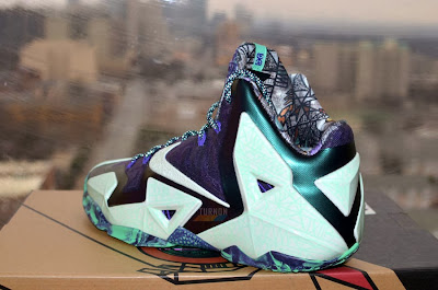 nike lebron 11 gr allstar 8 24 Release Reminder: LeBron 11 Gator King All Star... the Whole Package (30 pics)