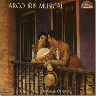 Arco Iris Musical-front