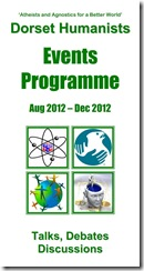 DH Programme Aug - Dec 2012