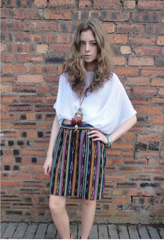 Navajo Skirt, £34, We Love To Boogie Vintage
