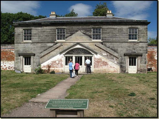 Shugborough - The Gardener's House