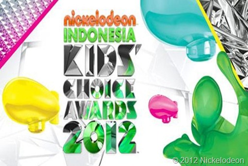Indonesia Kids Choice Awards 2012 logo