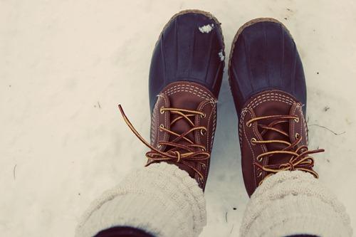L.L. Bean Duck Boots, Bean Boots