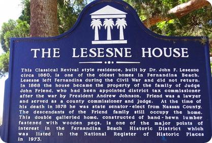 Lesesne House