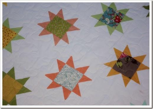 Steffanie's Urban Cowgirl Star quilt