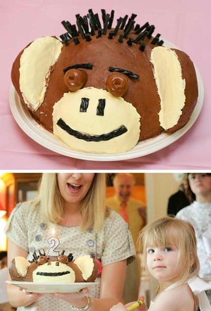 monkey-cake