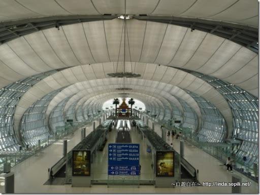 2009泰國曼谷機場