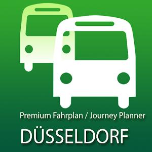 Cover art A+ Düsseldorf Journey Planner