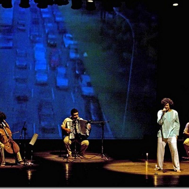Guga Costa e seu 'Delírico' na Sala Acrísio de Camargo