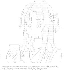 [AA]結城明日奈 (ソードアート・オンライン)