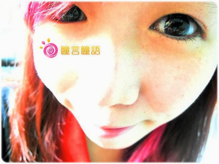日本EOS隱形眼鏡-自然蘿莉灰11