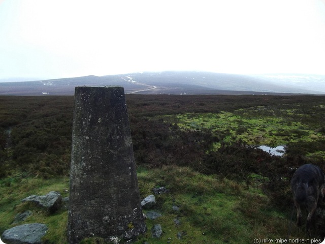 five pikes trig point