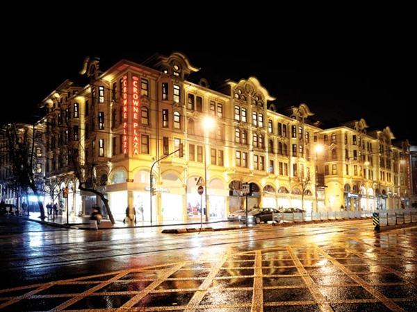 فندق كروان بلازا اسطنبول