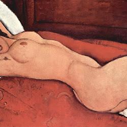 Modigliani, Reclining nude.jpg