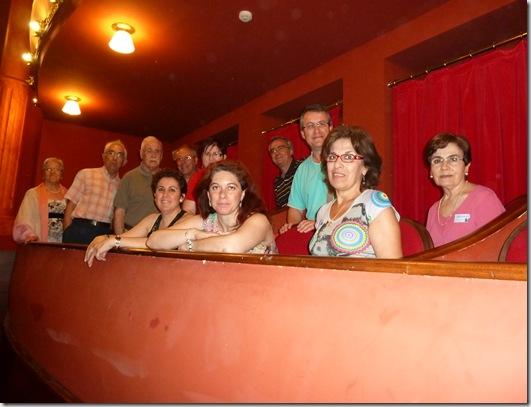 La Tertulia-Doctor Fleming en el Teatro Regio