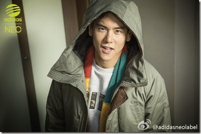 adidas Neo Label X Eddie Peng 2013 Winter 08