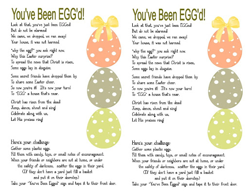 photograph about You've Been Egged Printable called Versus Newbie in the direction of Rock Star: Youve Been Egged!