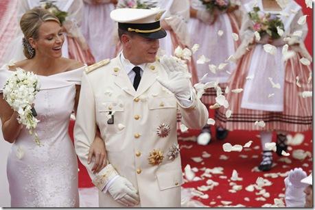 MONACO-WEDDING/