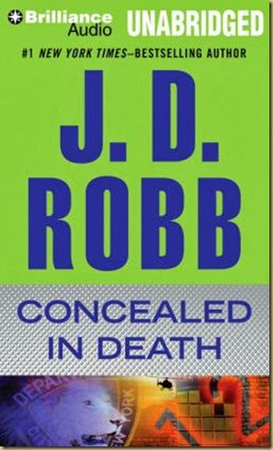 Concealed in Death cover