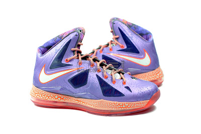 lebron10 allstar 10 web white The Showcase: Nike LeBron X Extraterrestrial (All Star Game)