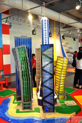 legoland malaysia build test