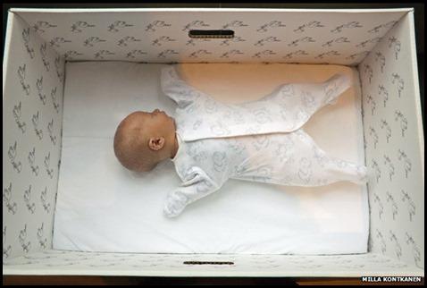 Babybox - foto di Milla Kontkanen