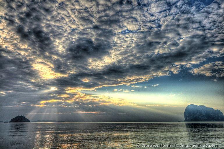 Sunset Trang