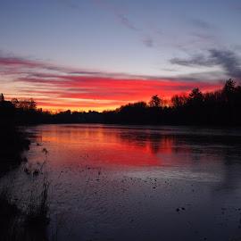 by Rachelle MacDonald - Landscapes Sunsets & Sunrises