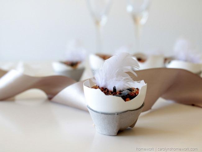 Wedding Birdseed in Eggshells via homework - carolynshomework (5)