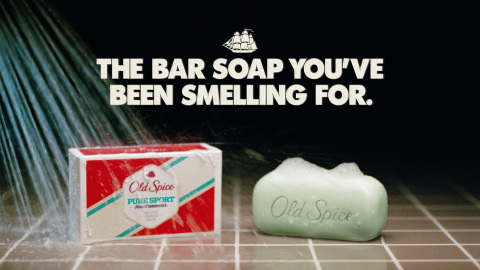 OldSpice Shower