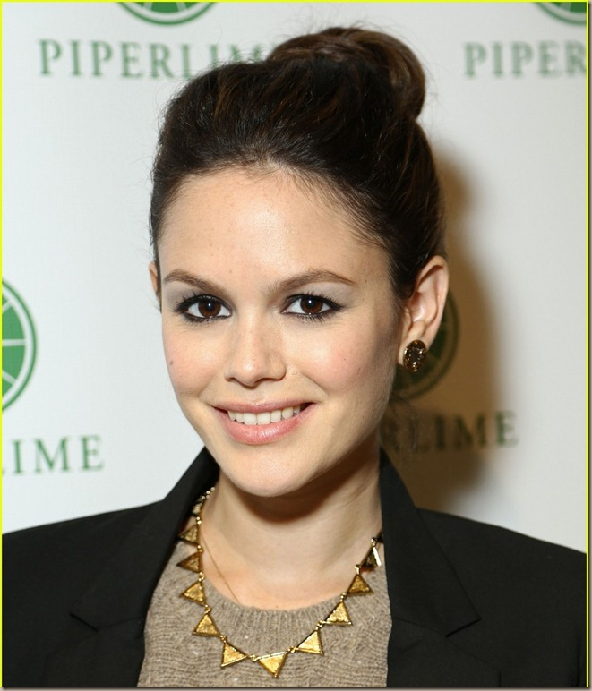 Oct. 2, 2012 - New York City - Rachel Bilson kicks off the new monthly event 'Piperlime BFF (Best Fashion Friends) Night' at the Piperlime boutique in Soho.&lt;br /&gt;-  PHOTO:  Sara Jaye Weiss/StartraksPhoto.com&lt;br /&gt;- Contact Startraks Photo for licensing options via (212) 414-9464 or Sales@StartraksPhoto.com