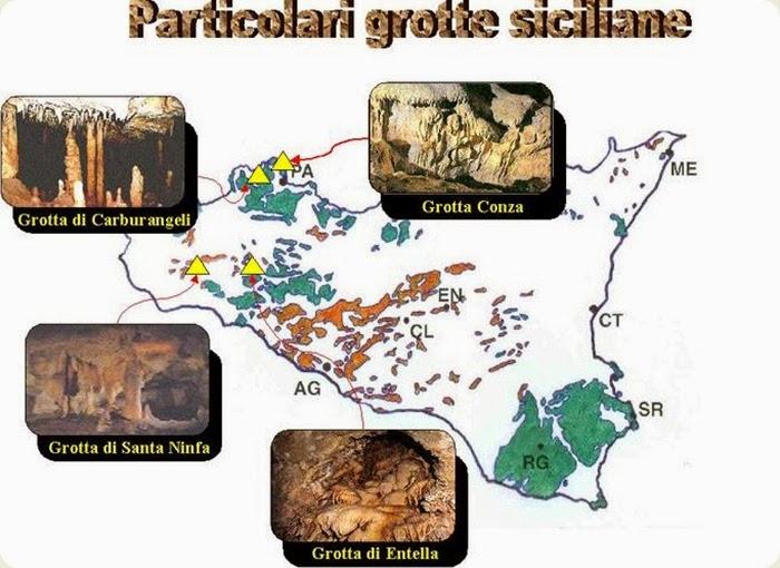 Grotta di Santa Ninfa.map