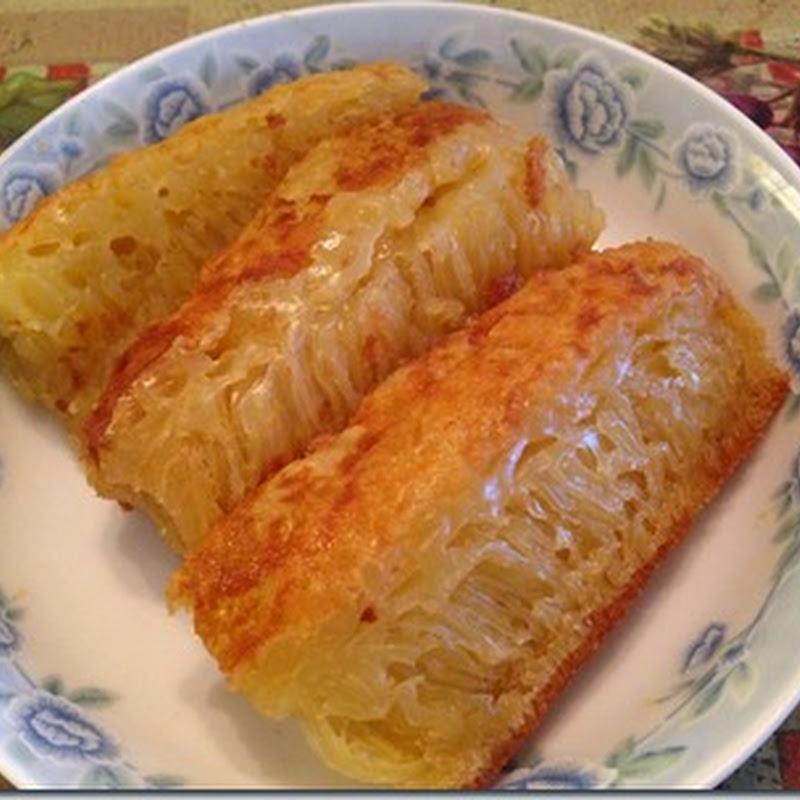 Bánh bò nướng chay - Kim