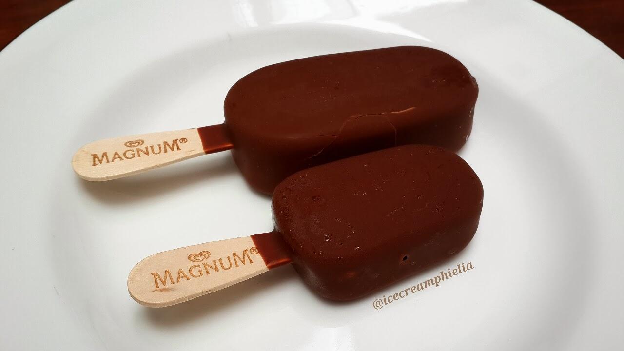Magnum, Es Krim Berbalut Cokelat Mewah Belgia