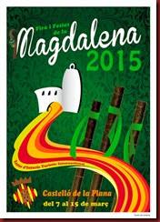 cartel anunciador magdalena 2015
