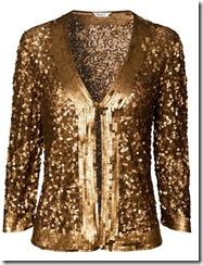 East Sequin Jacket