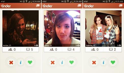 Descargar Tinder para iOS y Android