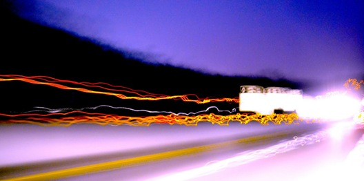Highway Lights 1