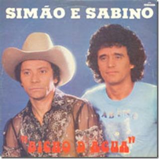 Simão e Sabino-1983-bicho-dagua