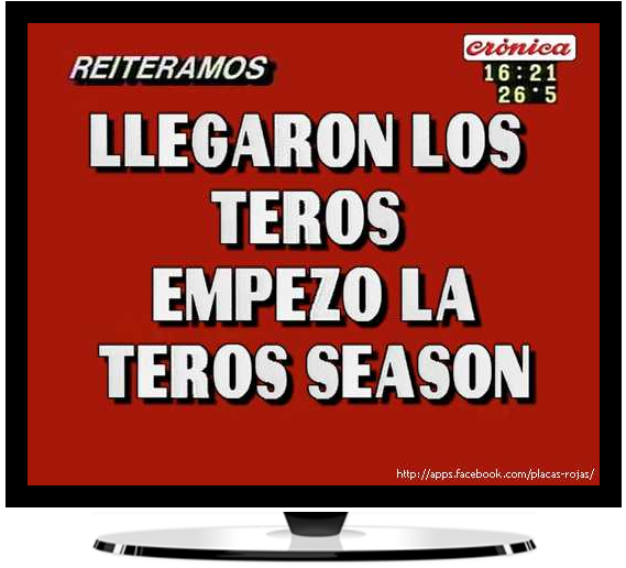 Teros season