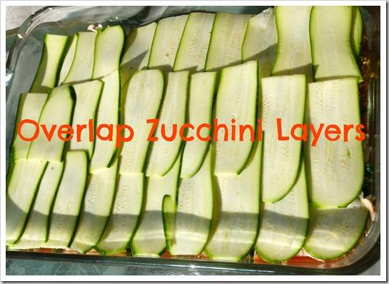 zucchini layers
