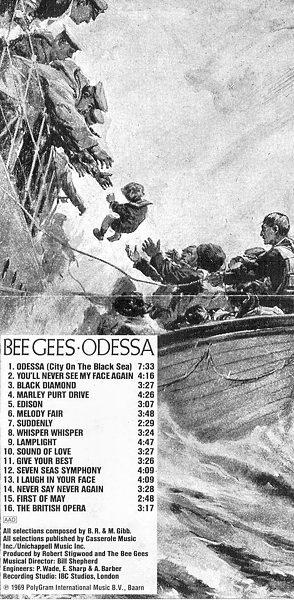 Odessa - inside