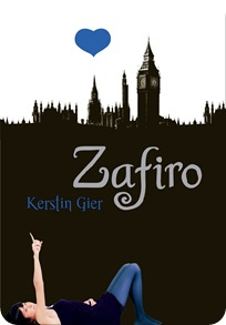 Zafiro, de Kerstin Gier