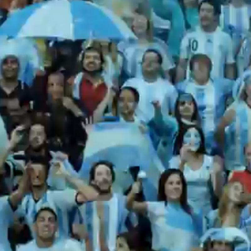 La Publicidad Argentina del Fútbol