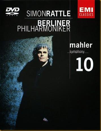 Mahler 10 Rattle Berlin
