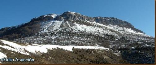 Paredones del Berrendi - Valle de Aézkoa