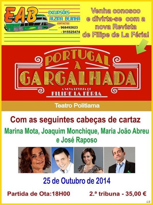 Portugal à gargalhada - Folheto informativo (2)