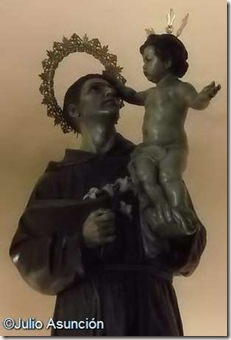San Antonio de Benlliure - Basílica del Cristo de Medinaceli - Madrid