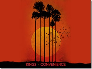 kings of convenience en mexico 2011