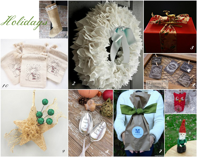 homework  a creative blog  celebrations  handmade market holiday gift guide